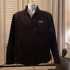 Men's Medium Under Armour Zip up jacket